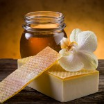 natural homemade honey soap